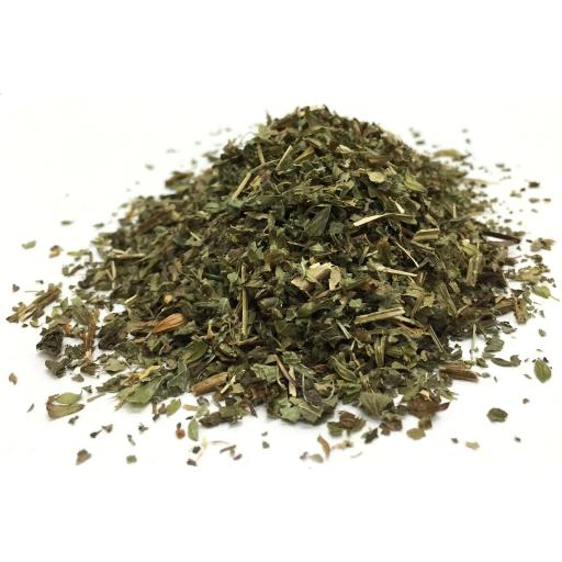 Lemonbalm Leaves (organic, melissa)