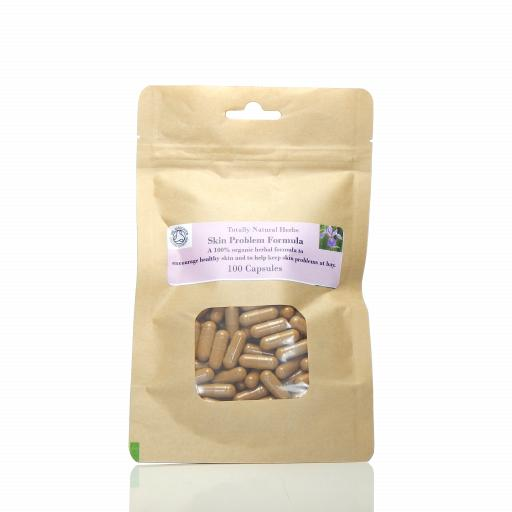Skin Formula (organic, capsules)