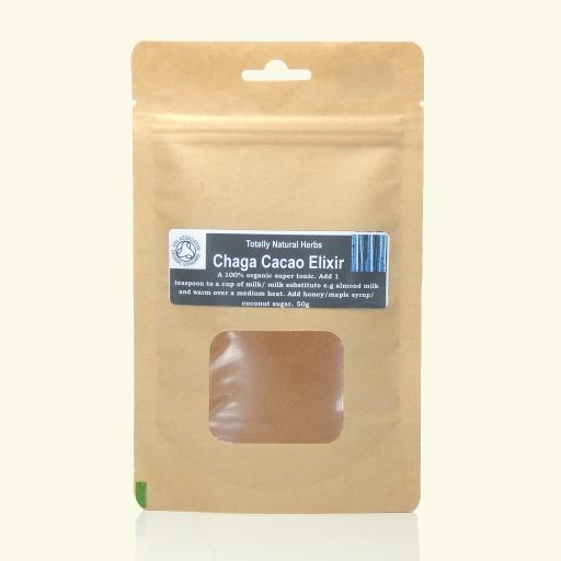 Chaga Cacao Elixir (organic)