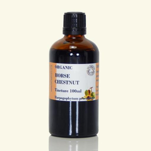 Organic Horse Chestnut Tincture