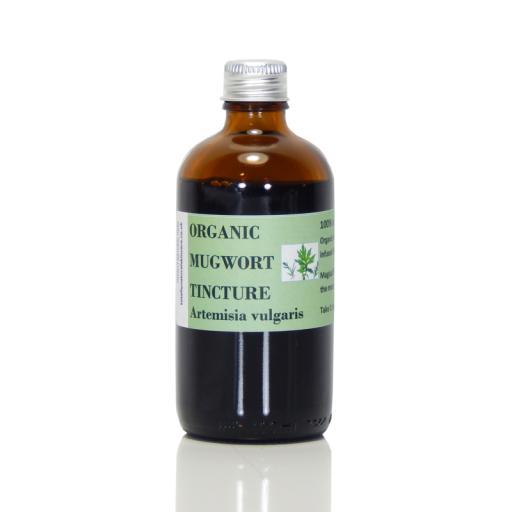 Organic Mugwort Tincture