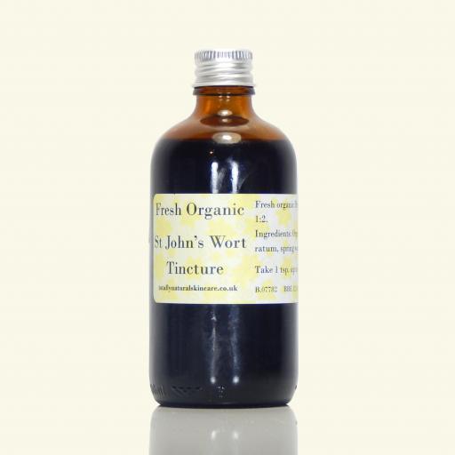 St John's Wort Tincture (organic)