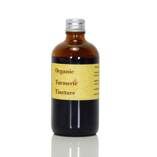 Organic Turmeric Tincture