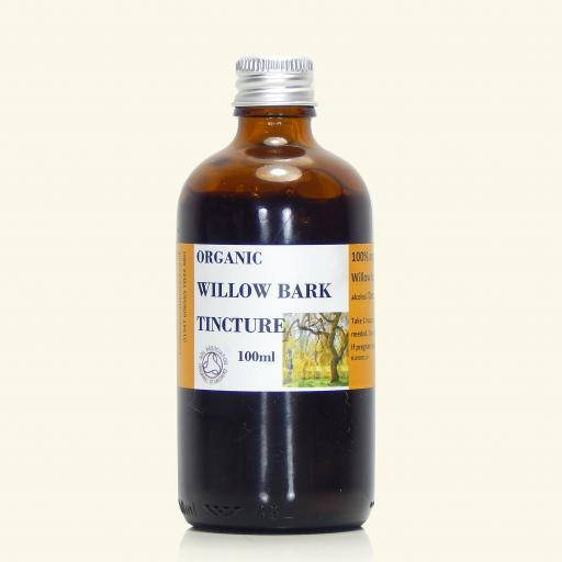 Organic Willow Bark Tincture