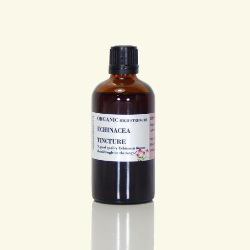 Organic Echinacea Tincture