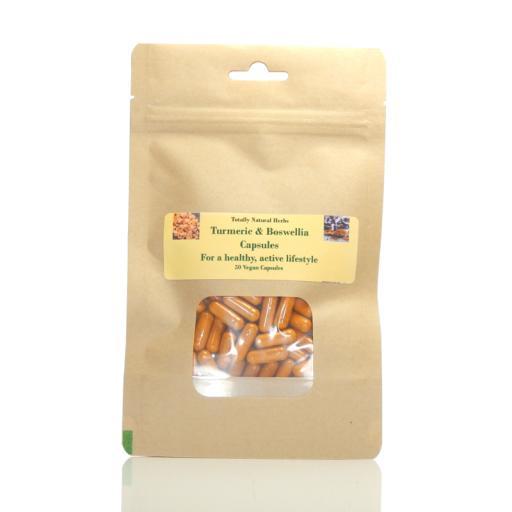 Turmeric & Boswellia Capsules