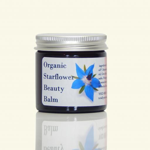 Organic Starflower Beauty Balm