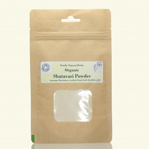 Shatavari Powder (organic)