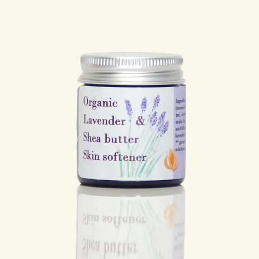 Organic Lavender & Shea Butter Cream