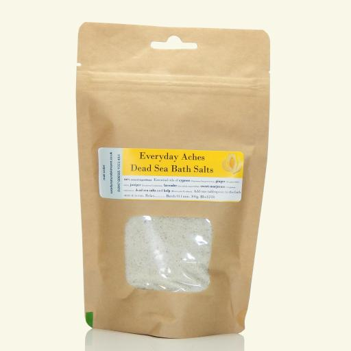 Everyday Aches Dead Sea Salts