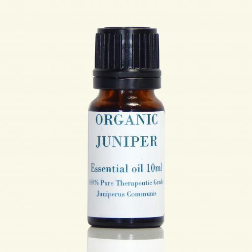 Juniper Berry (Organic) Essential Oil - Juniperus Communis