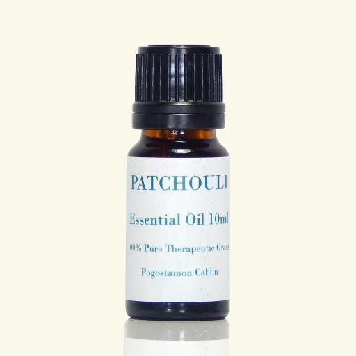Patchouli Essential Oil - Pogostemon Patchouli