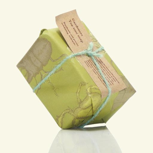 Gardeners Tea Tree Soap
