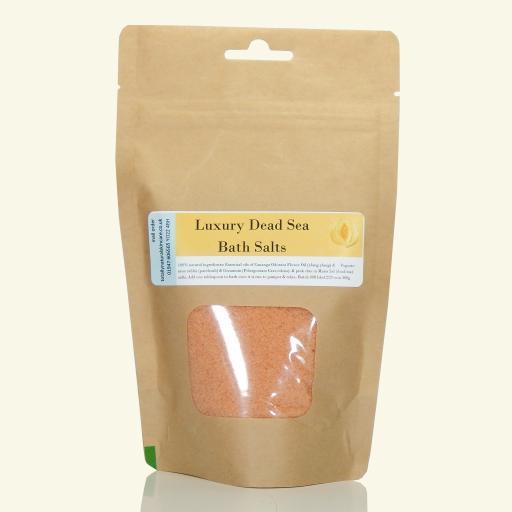 Luxury Dead Sea Salts