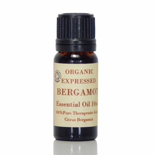 Bergamot Essential Oil - Citrus Bergamia (organic ,expressed)