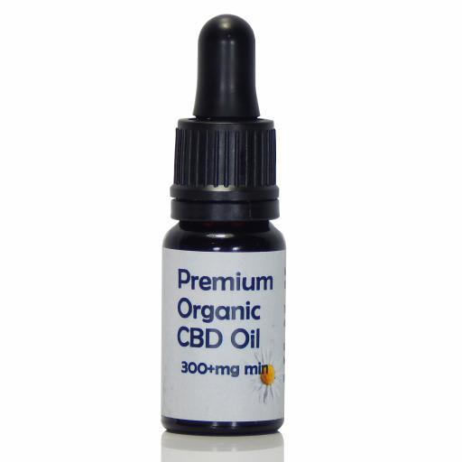 Organic Premium CBD 300mg / 3%